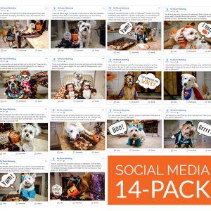 Social Media 14 Pack