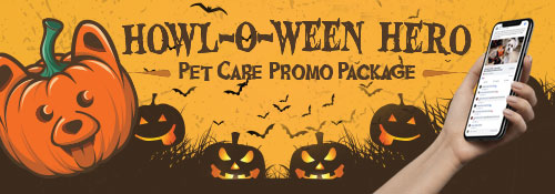 Howl-o-ween Hero Promo Package