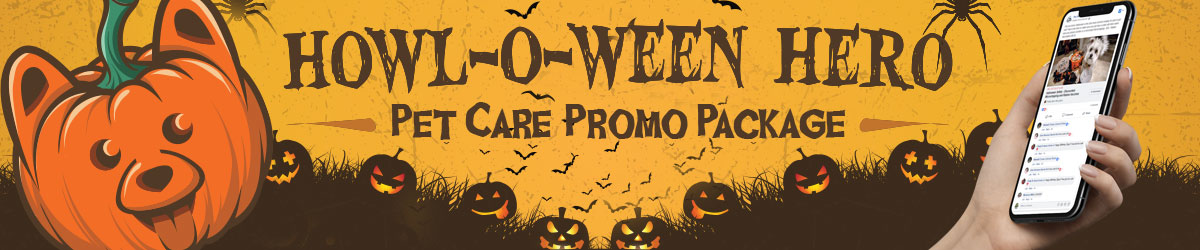 Howl-O-Ween Promo Package