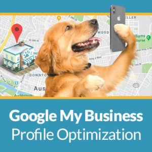 Google My Business Profile Optimization