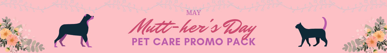 May 2019 Promo pack