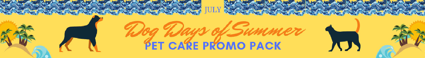 July 2019 Promo Pack