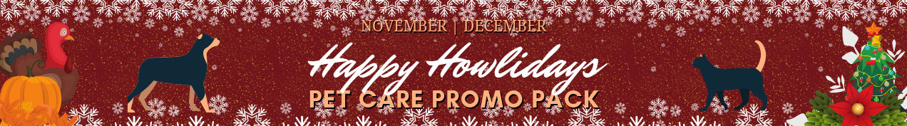 Happy Howlidays 2019 Promo Pack