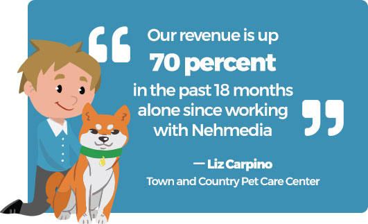 Our Revenue is Up 70 Percent in the Last 18 Months!
