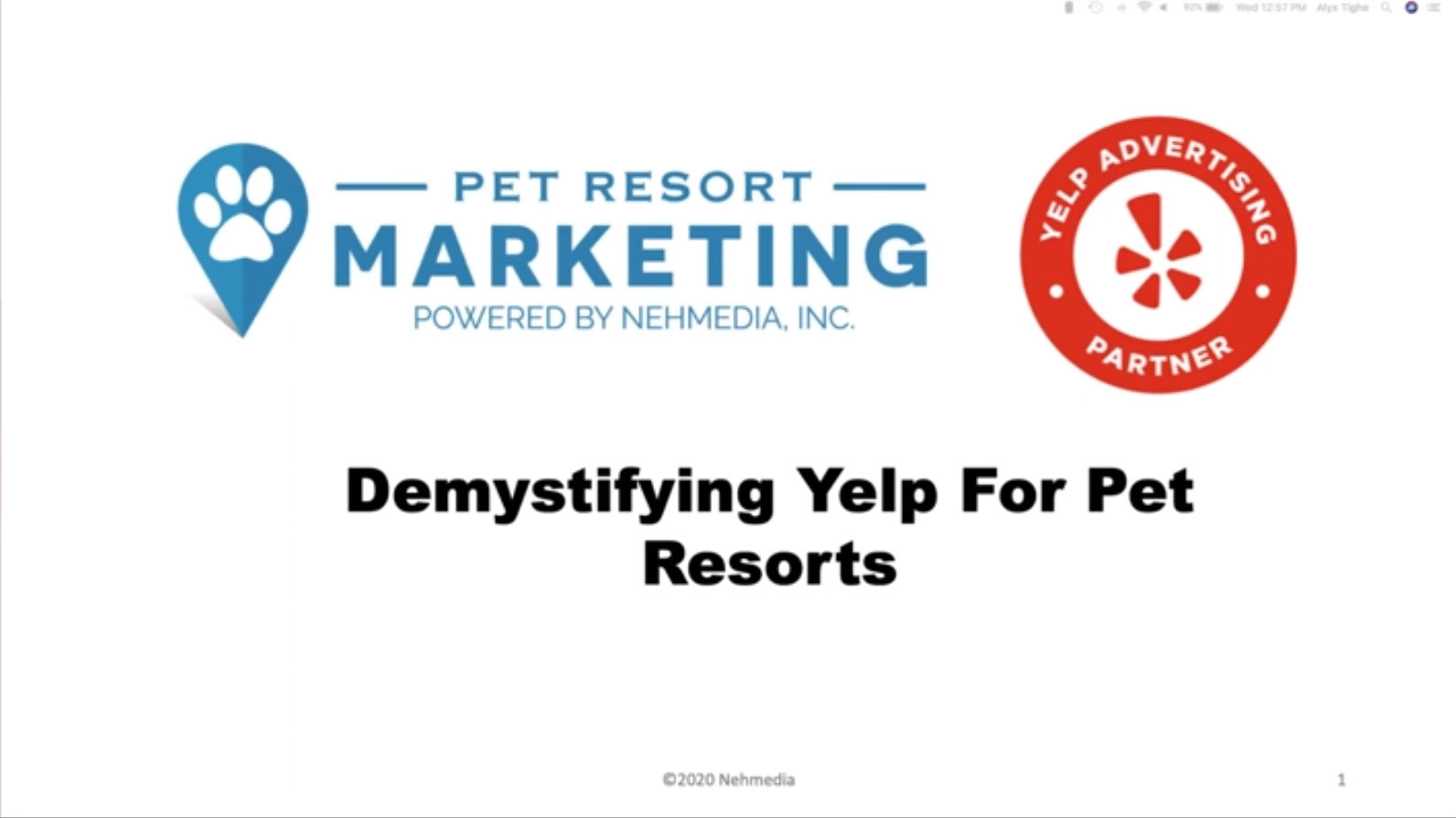 Demystifying Yelp for Pet Resorts