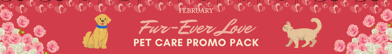 February 2020 Promo Pack