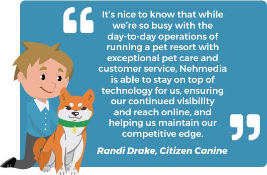 Quote from Randi Drake