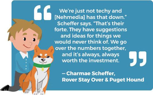 Quote from Charmae Scheffer