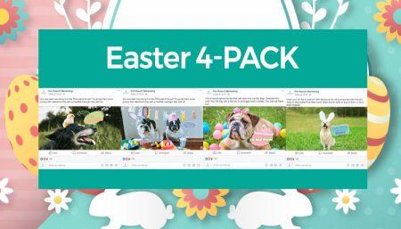 Easter 4 Pack